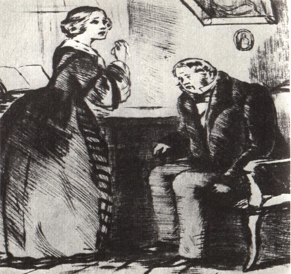 изготавливаются иллюстрации к роману обломов с пояснениями акте