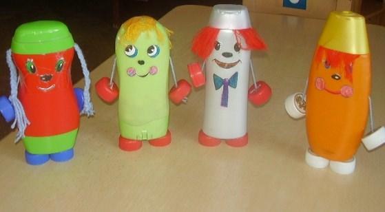 Музыкальные игрушки своими руками в детском саду