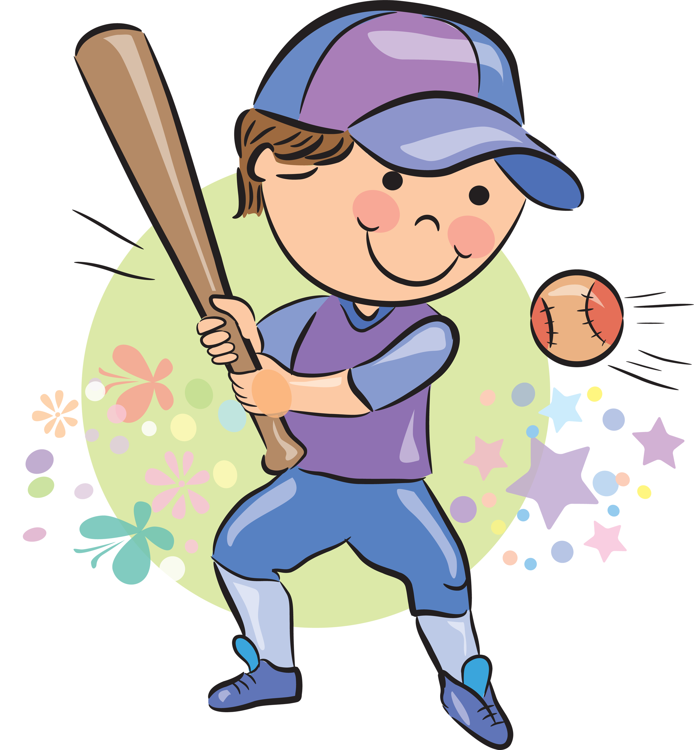 free sports clipart images - 650×650